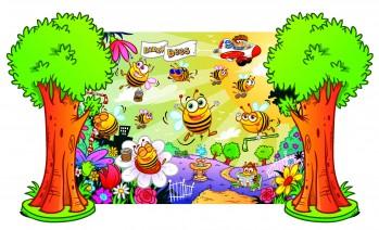 Murals & Logos