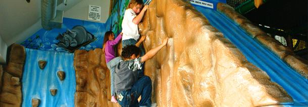 Climbing Walls and Boulders